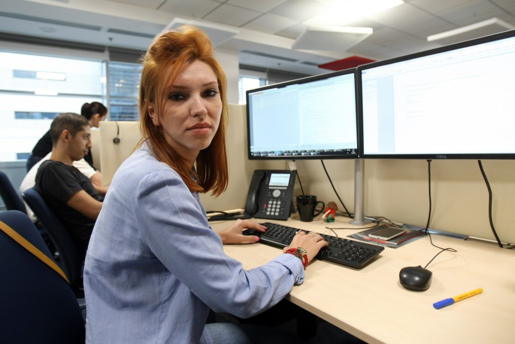 Adriana, angajată Webhelp
