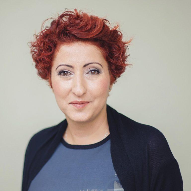 Foto portret Mădălina Uceanu