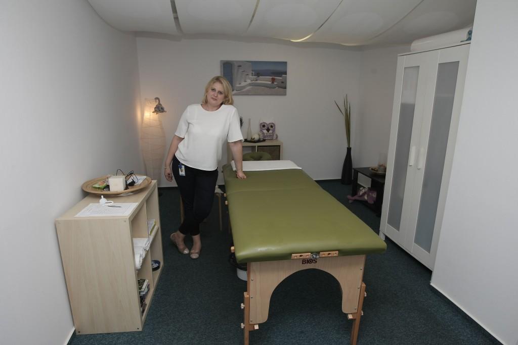 Foto salon masaj