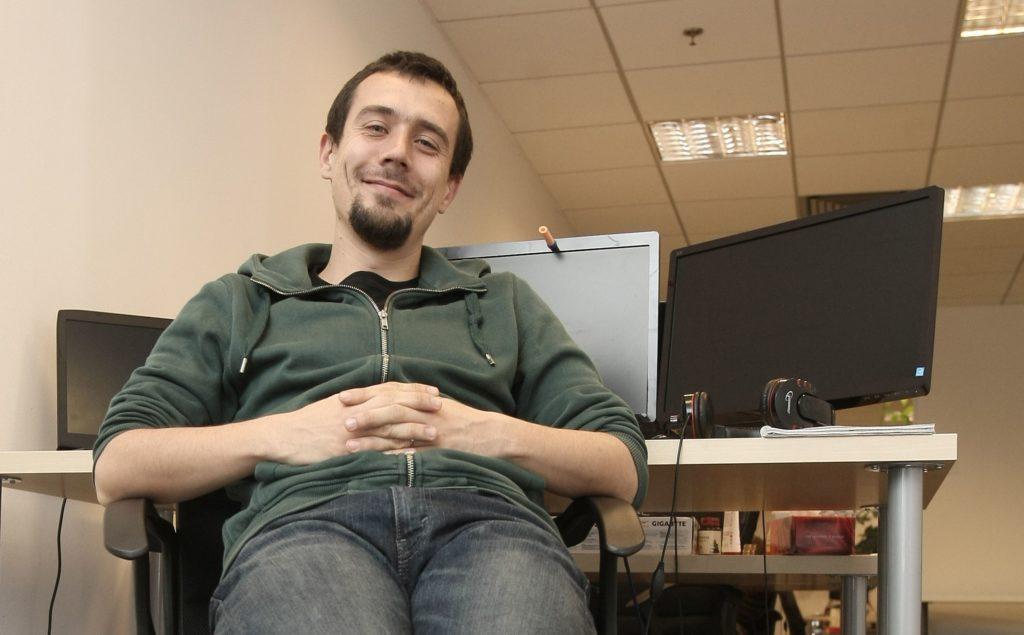 Vlad Trăistaru_angajat Arnia