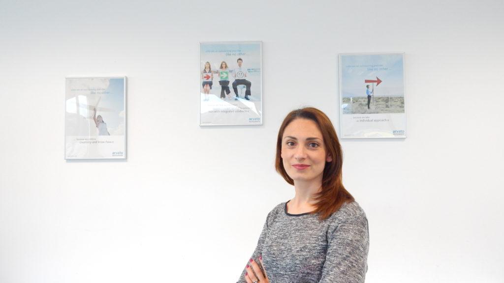Denisa Popescu Arvato