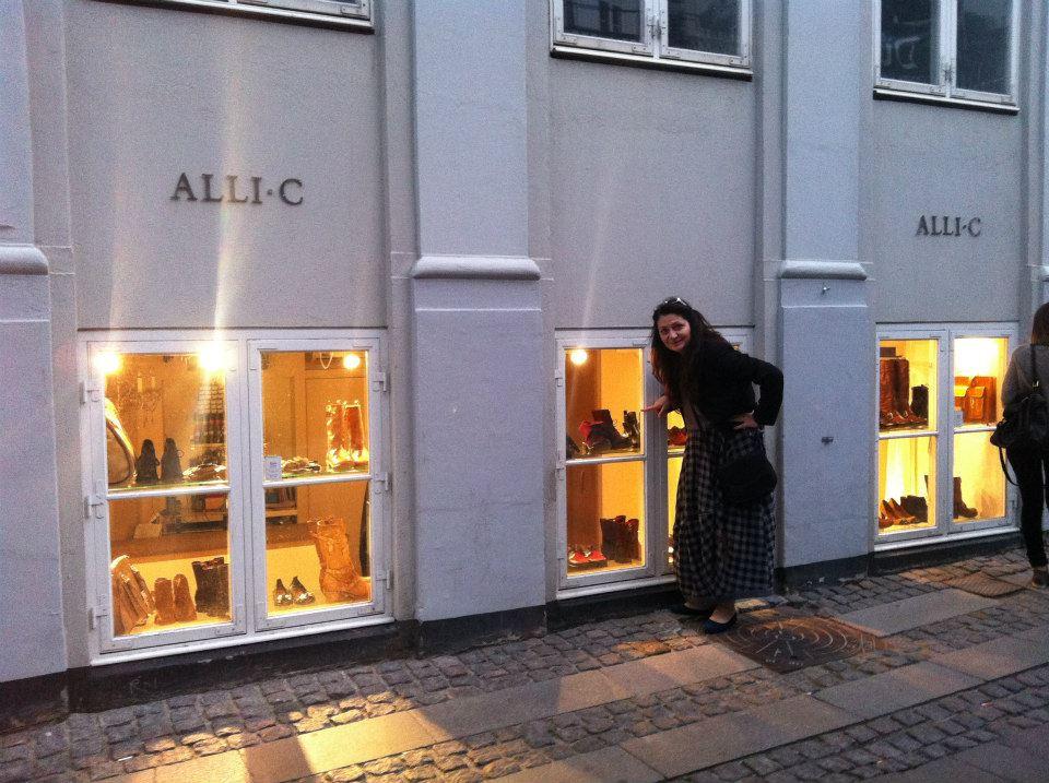 Papucei in Copenhaga