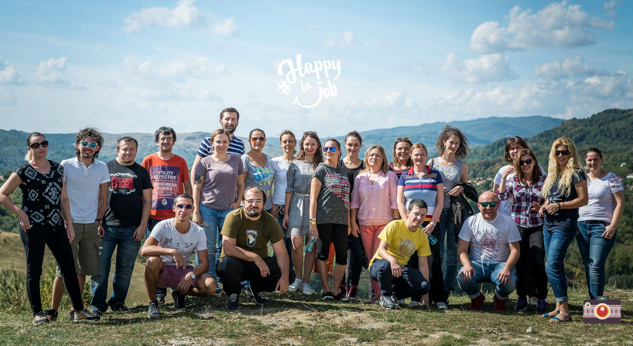 Fericirea în echipa eJobs
