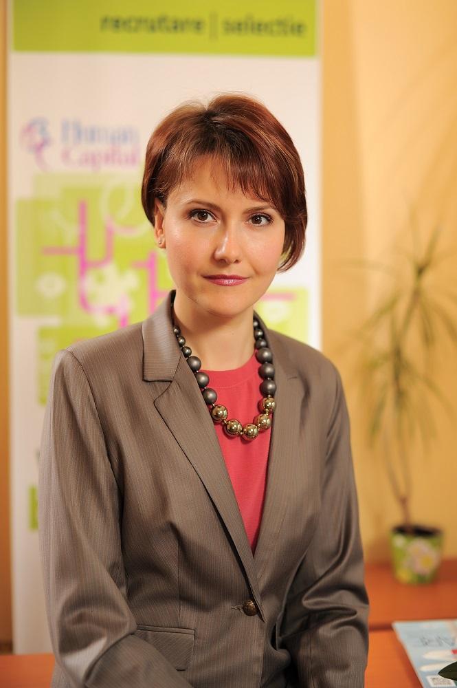Corina Diaconu, Managing Director ABC Human Capital