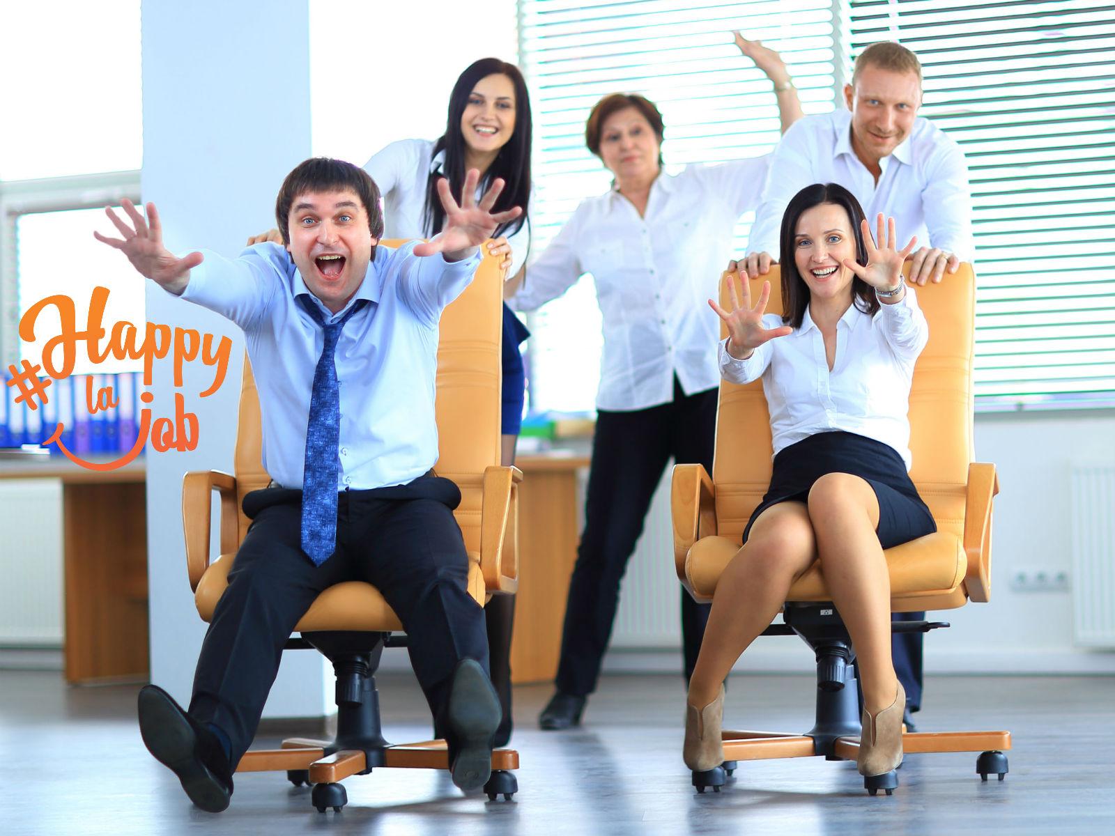 Topul celor mai happy domenii de lucru