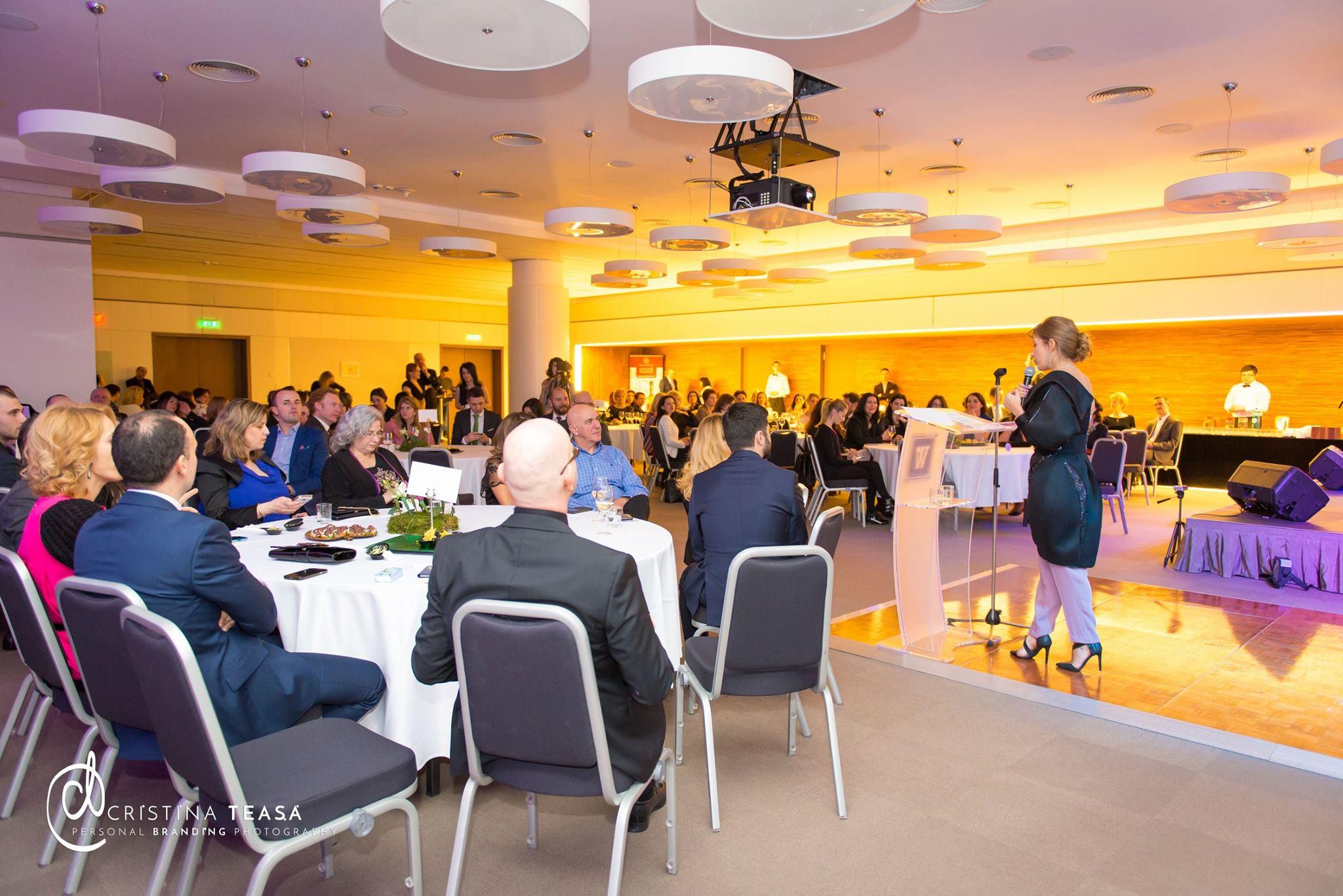 Rezervă-ți un loc la Gala Business Women Forum Romania 2017