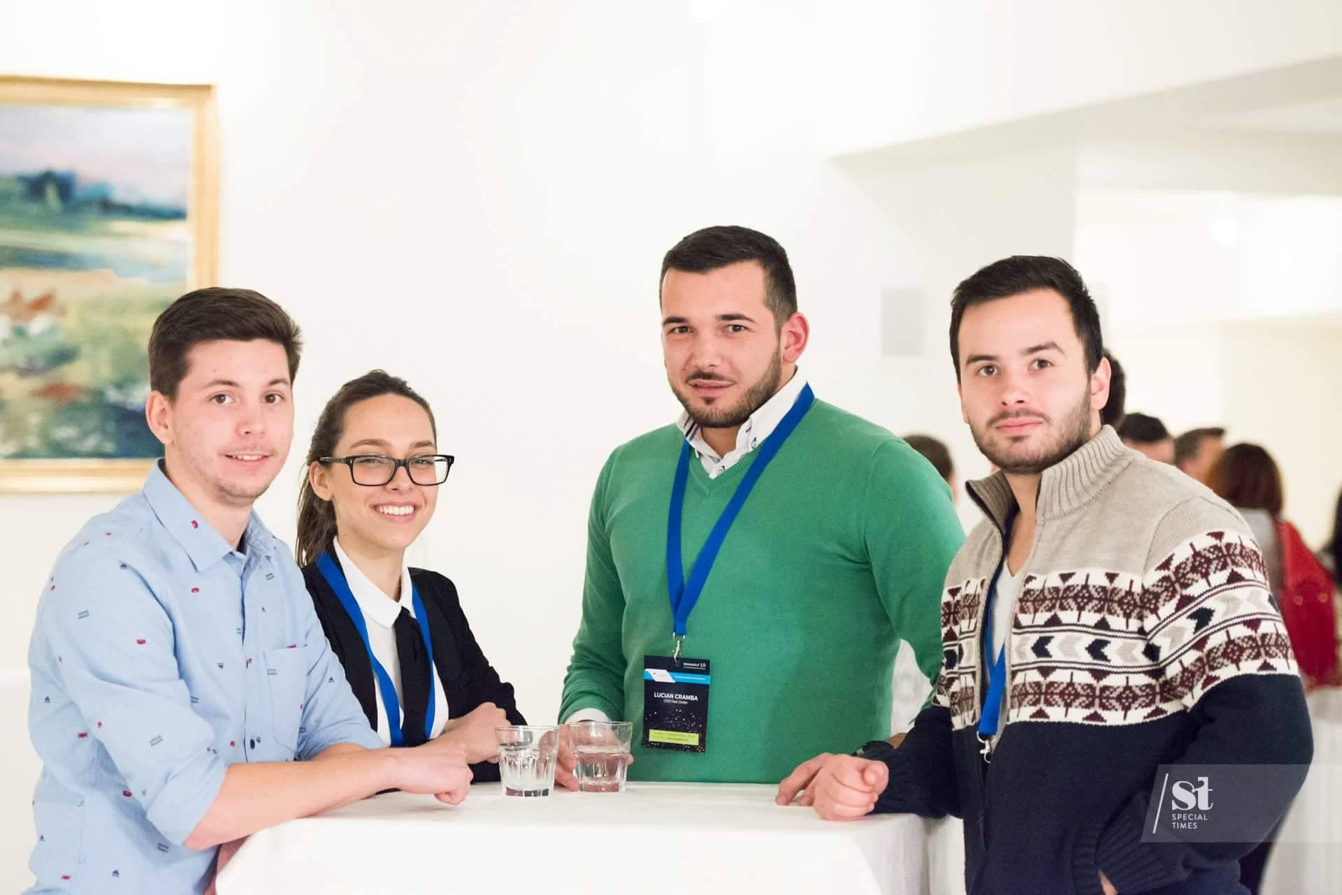 Trei români au lansat Fast Order, aplicația care facilitează comenzile în restaurante