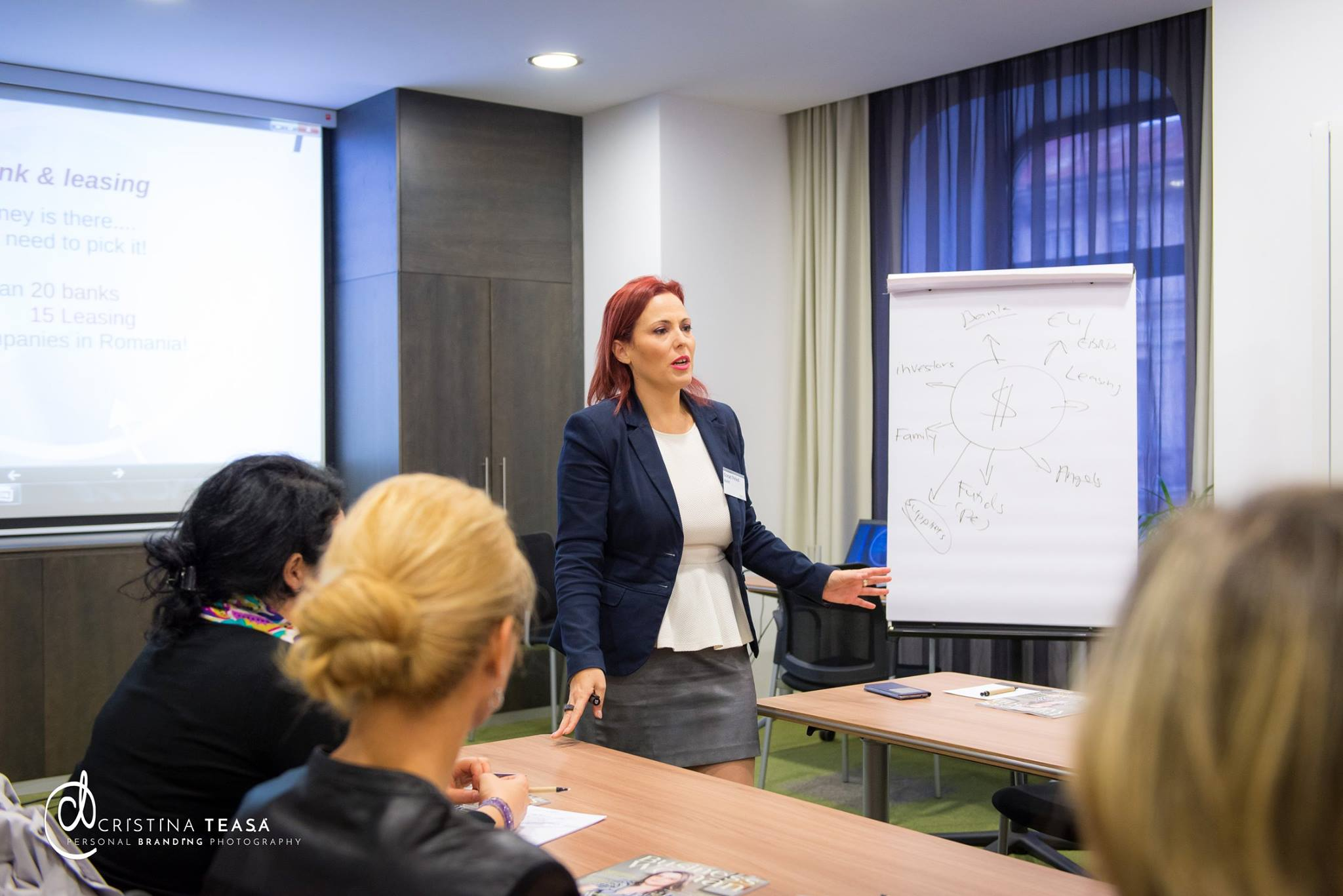 Osnat Peled, BWFR, încurajează femeile din România să își dezvolte businessuri