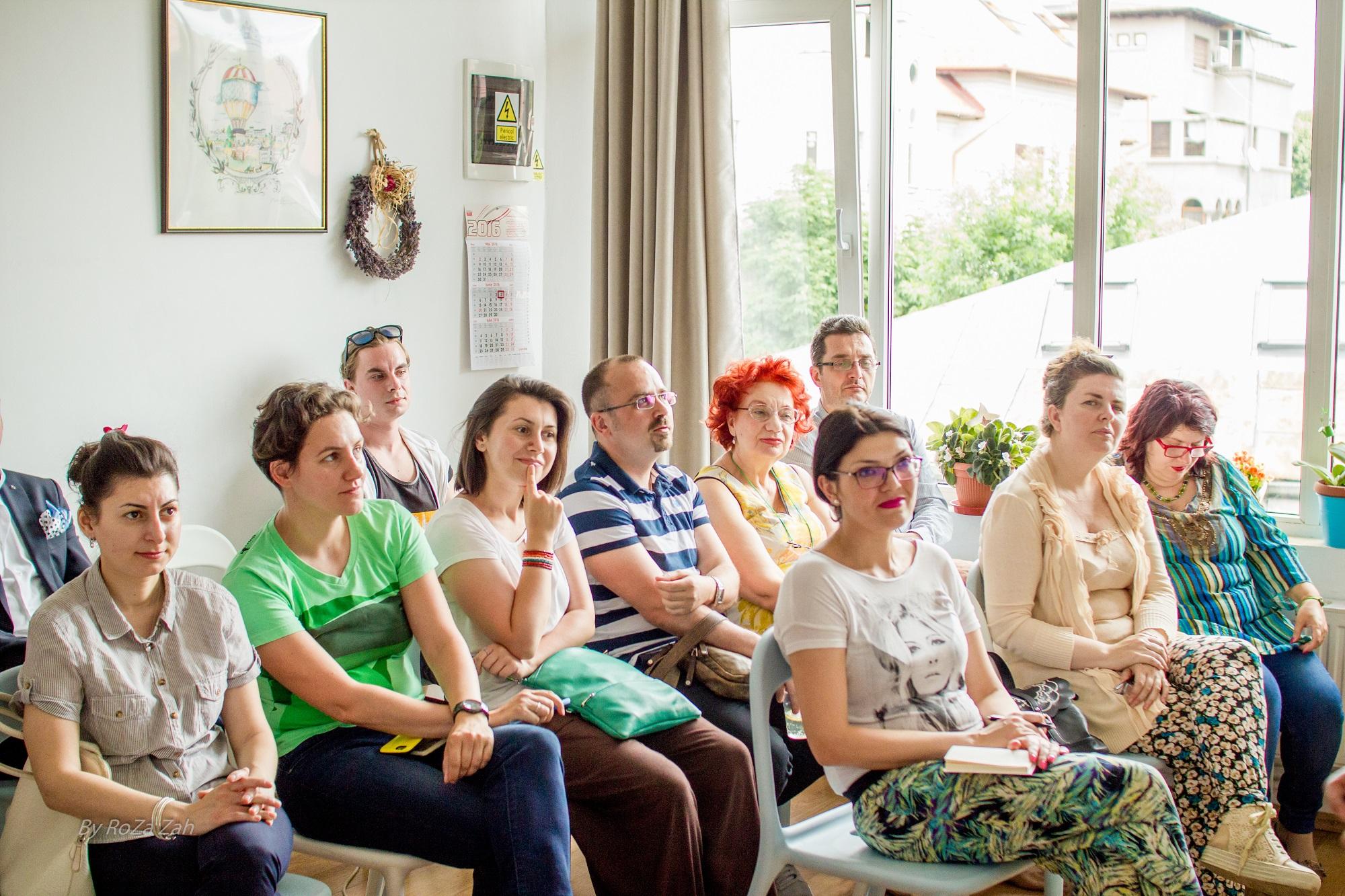 Cursurile Fundației Calea Victoriei aduc participanți de toate vârstele