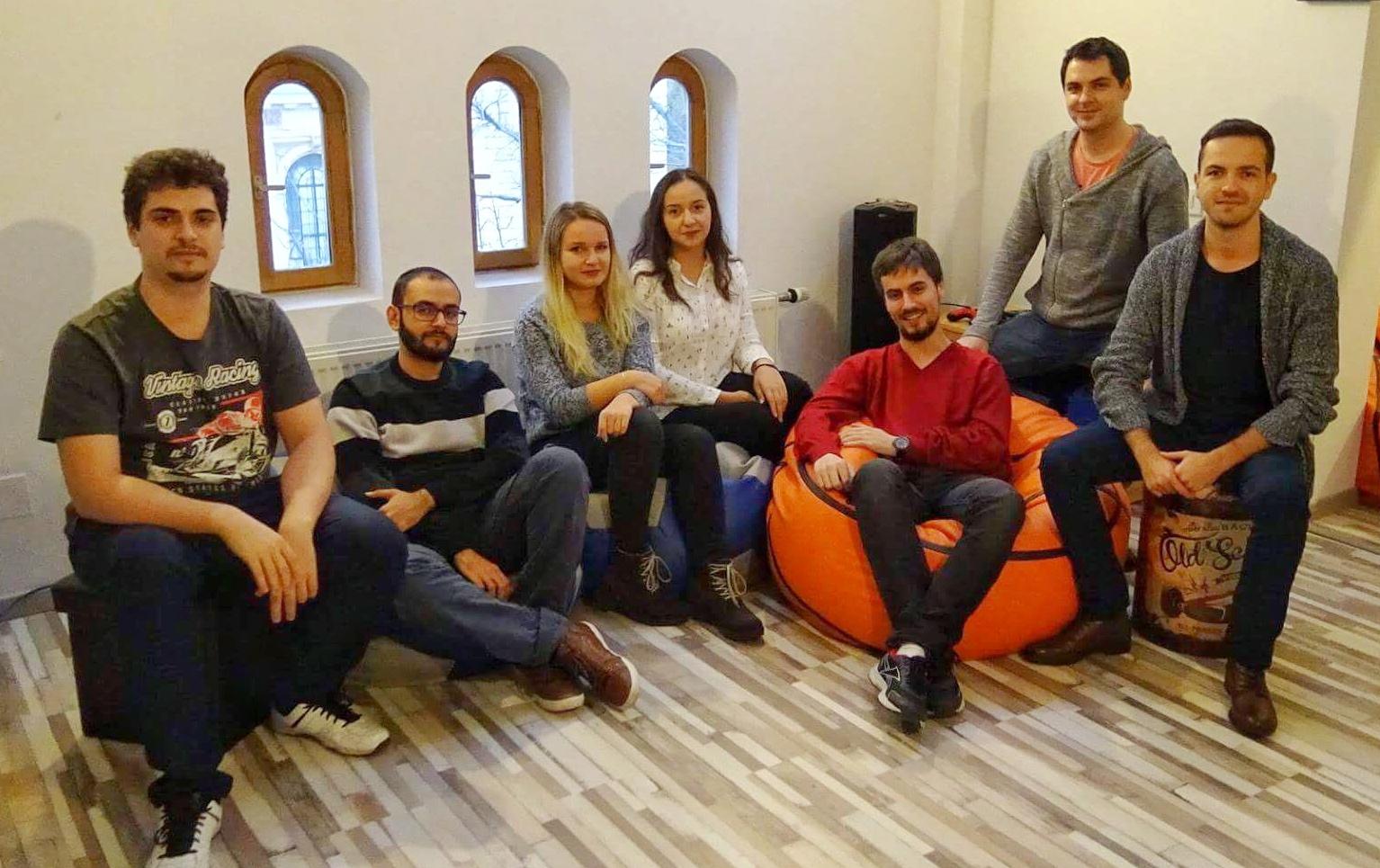 Angajații Gentlab sunt încurajați să își pună în aplicare ideile