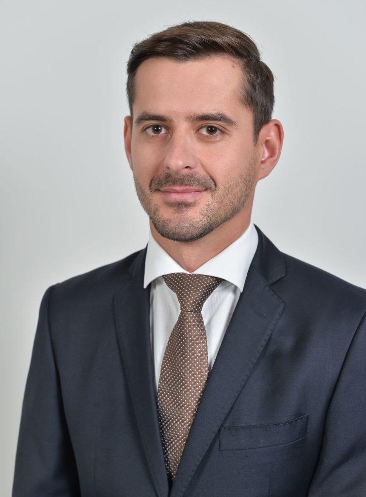 Potret Sergiu Tamaș_NTT Data Romania