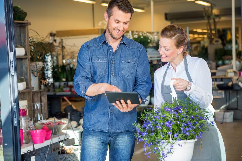 Top 4 Joburi de vis - florist