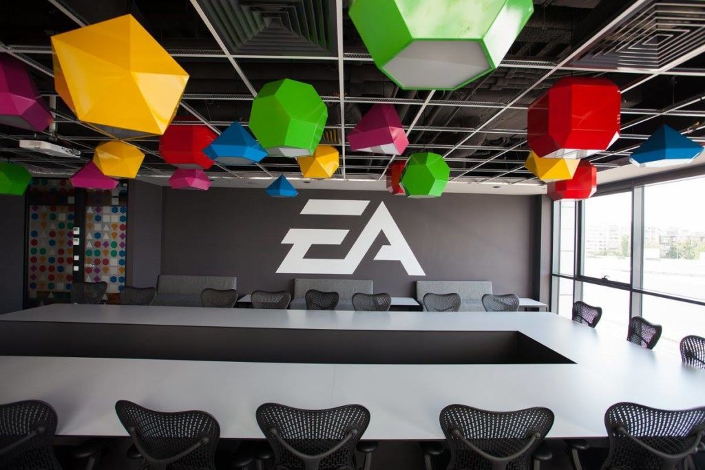 EA România Games