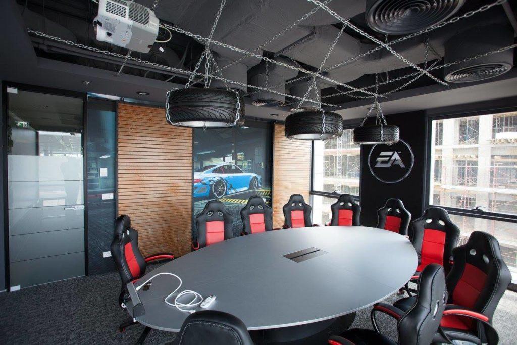 EA România Office
