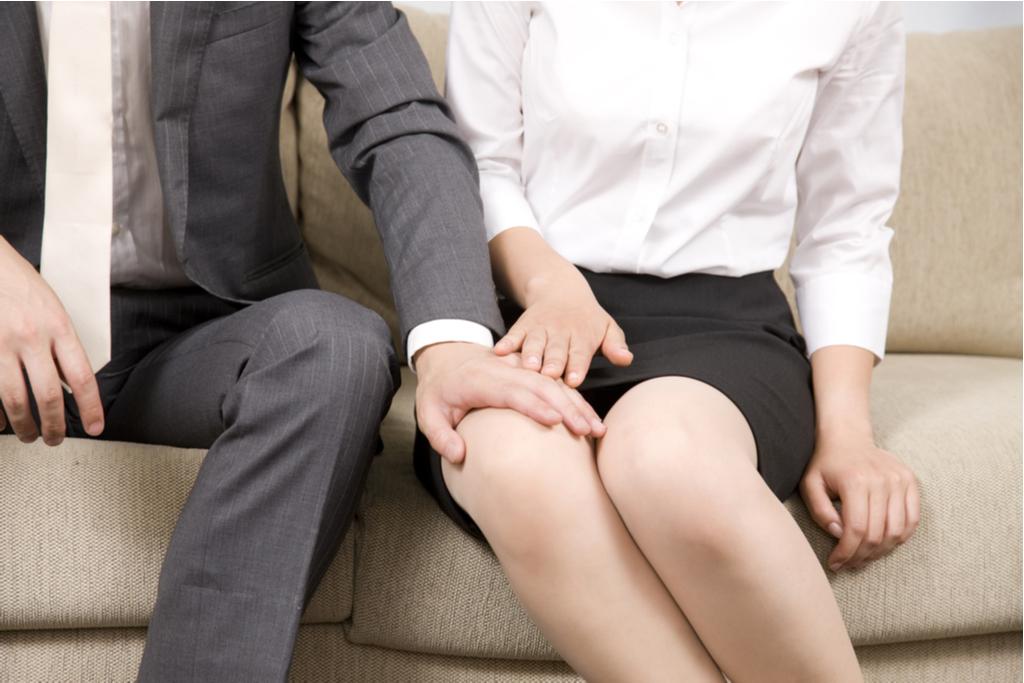 hărțuire sexuală la locul de muncă