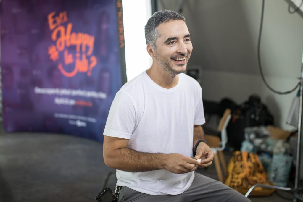 Alex Gâlmeanu eJobs HappinessIsMe