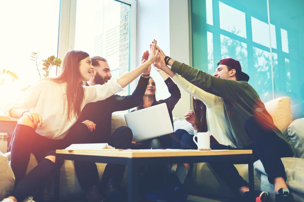 angajații motivați la job