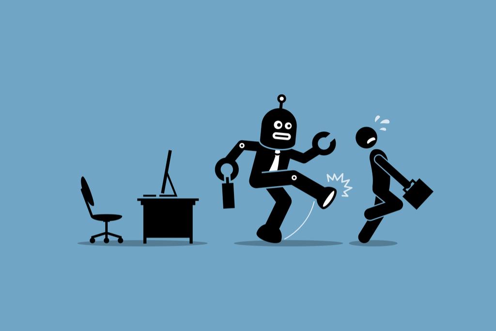 automatizarea pieței muncii