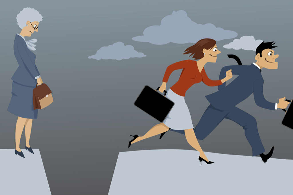 diferenta salarială între femei și bărbați