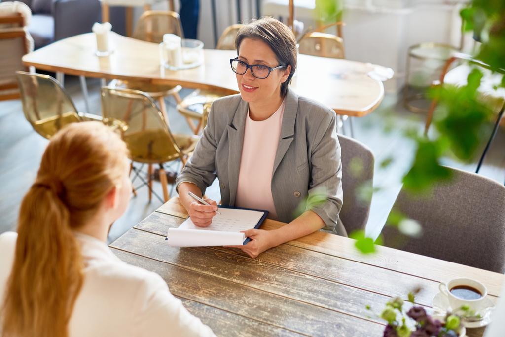 primul interviu de angajare
