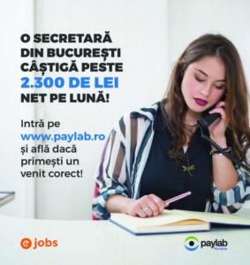 secretară