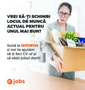 De ce e bine să-ți schimbi jobul după 10 de ani într-o singură companie?