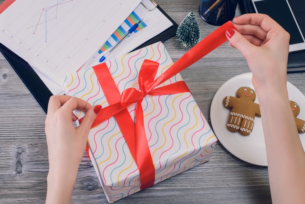 cadouri Secret Santa colegi