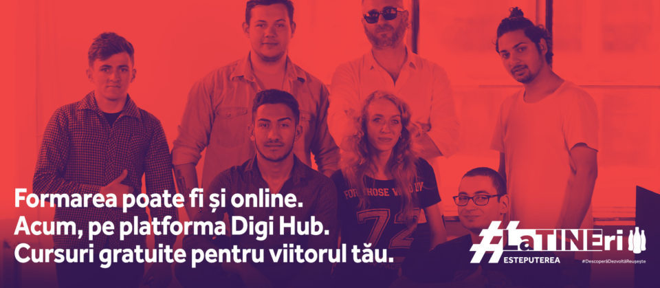 digi hub cursuri online gratuite