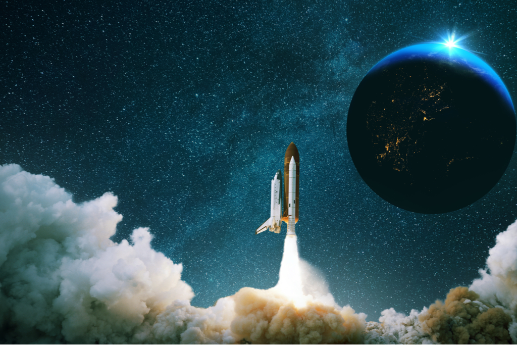 Yuri Gagarin - primul om in Cosmos