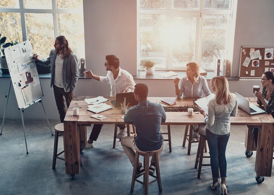 intraprenoriatul versus antreprenoriatul
