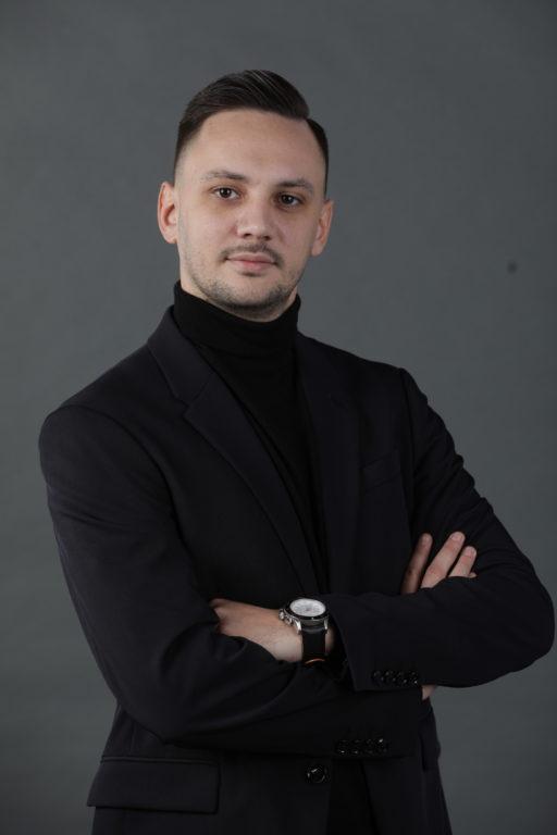 Lucian Bădilă - co-fondator 5 to go
