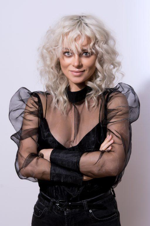 makeup artist Diana Ionescu
