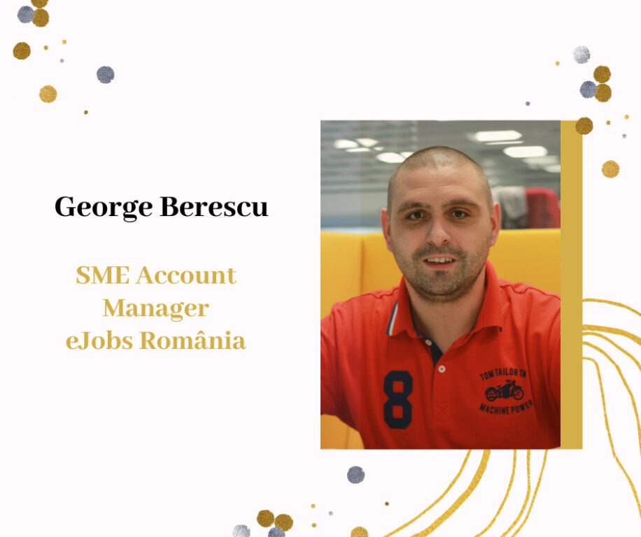 George Berescu - SME Account Manager eJobs România