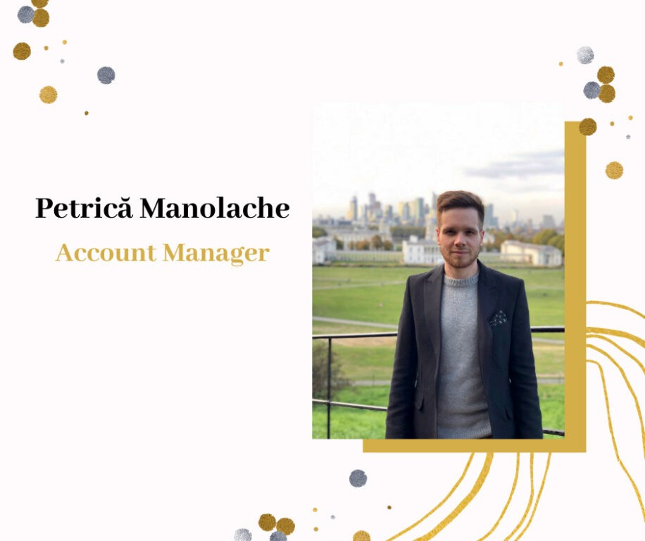 Petrica Manolache - Account Manager eJobs