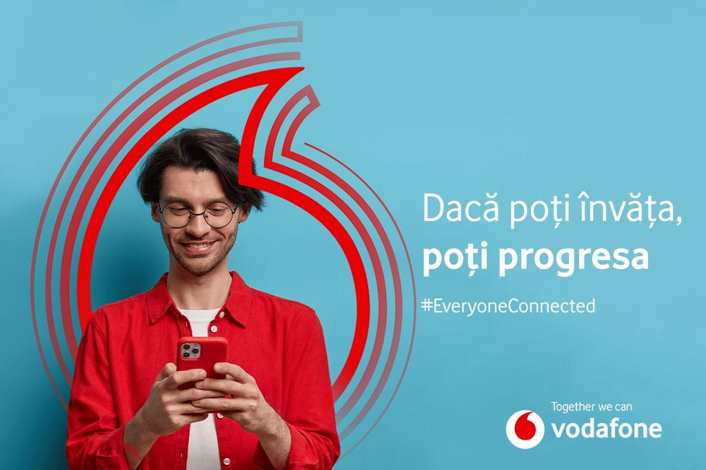 Vodafone Impreuna putem Jobseekers Connected